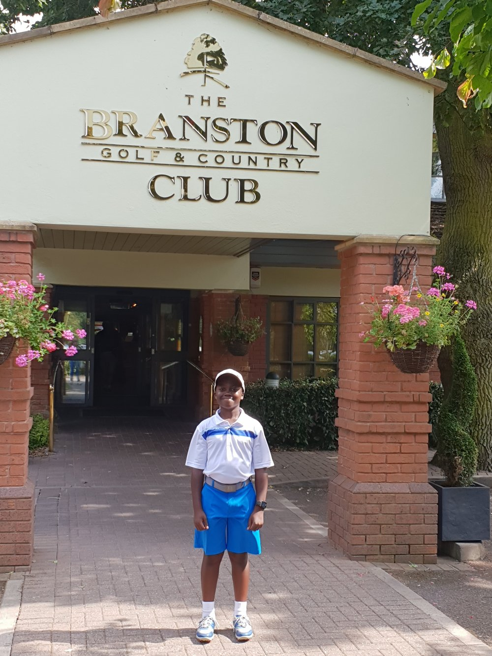 2018 'Winner' Regional Finals Wee Wonders Branston & Country Golf Club