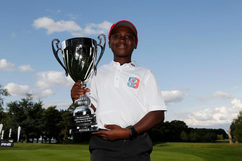 2018 American Golf Junior Champion