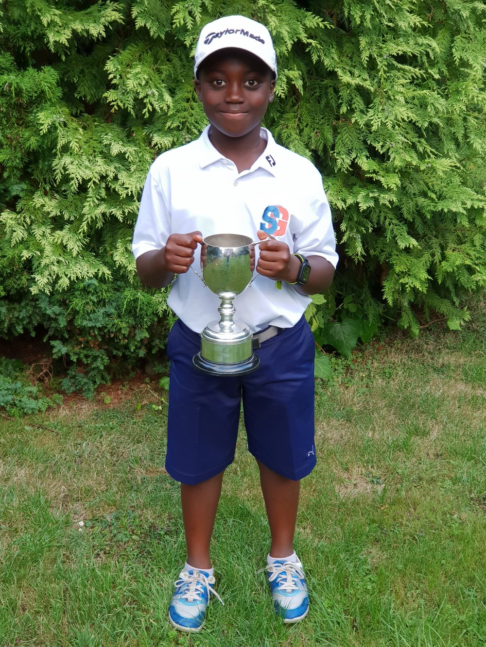 2018 Winner Droitwich Junior Open