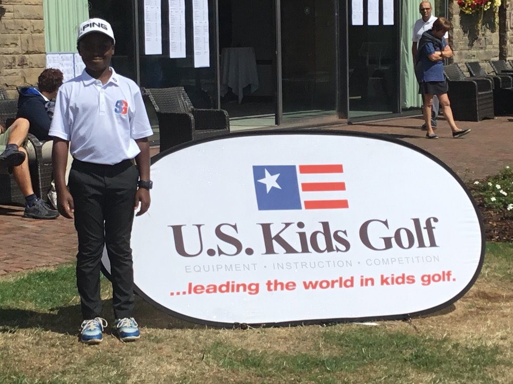 2018 British Kids Championships - Celtic Manor Resort