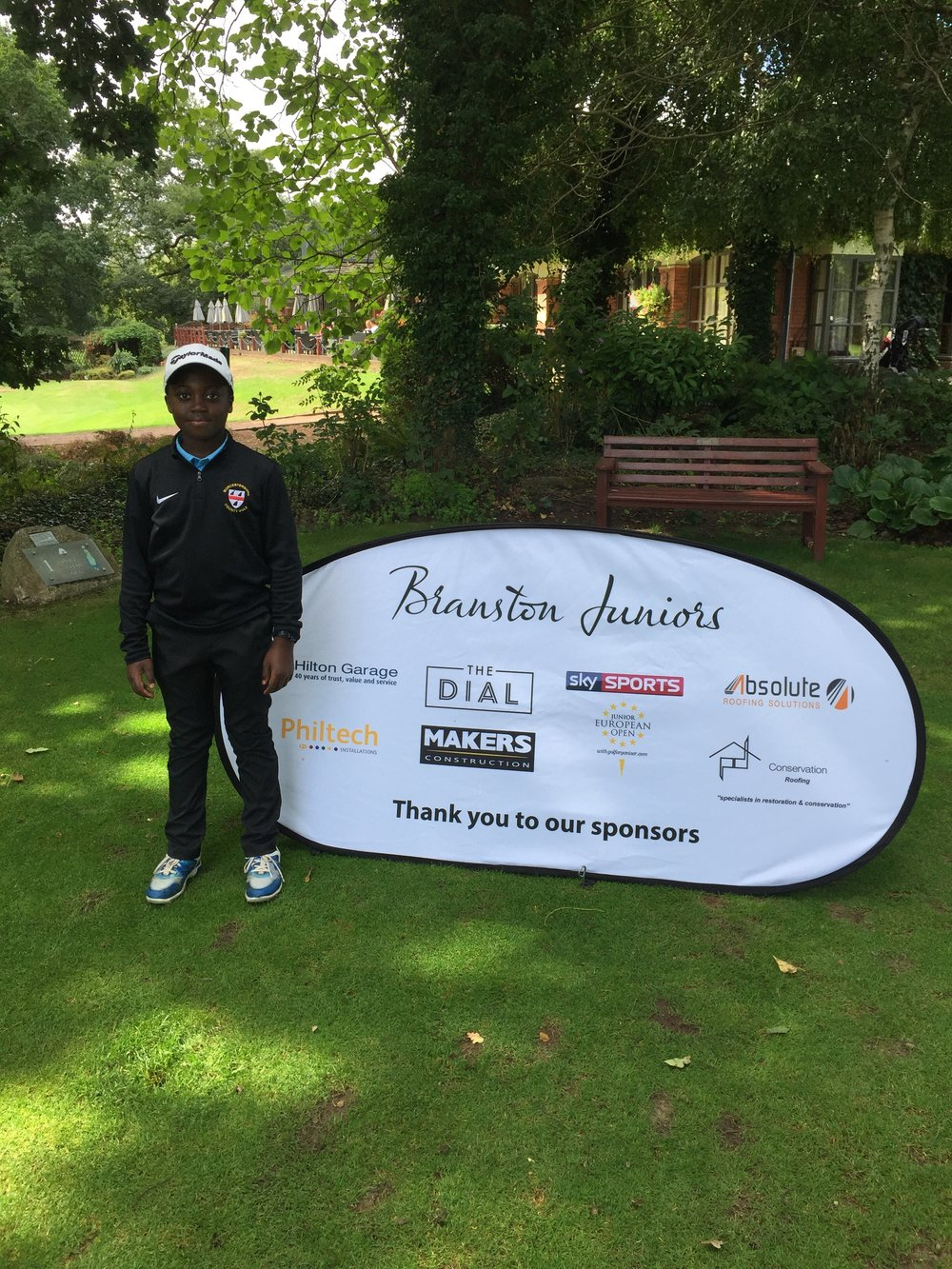 Copy of 2018 Junior European Open - Branston GC