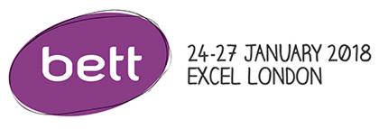 bett 2018 logo