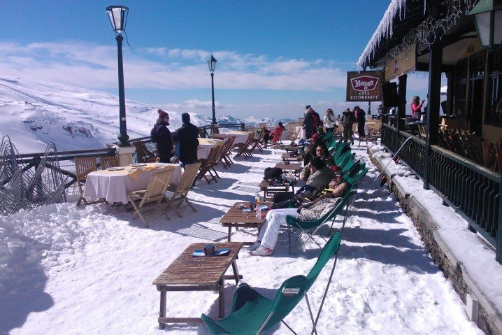 Actividades - Sierra Nevada es sinónimo de diversión, alegría, sol y nieve.Además tendremos un montón de actividades après ski para divertirnos o simplemente descansar después de cada jornada de nieve.