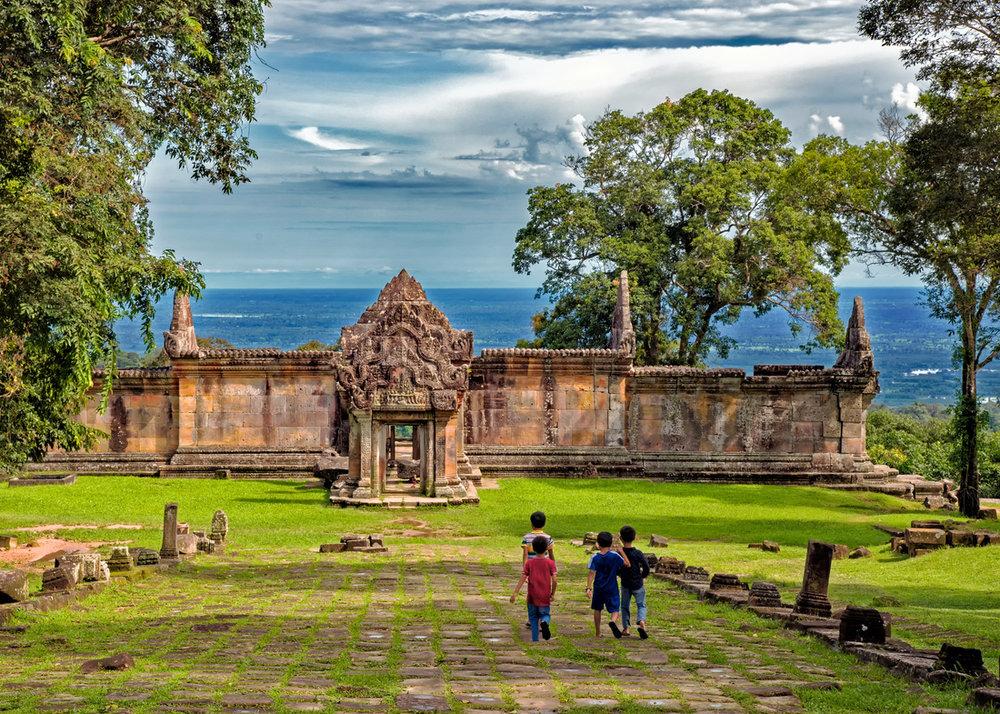 Preah vihear -