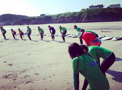 Surfcamp san vicente 5