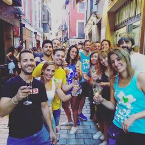 Patines en Logroño y Vitoria 1