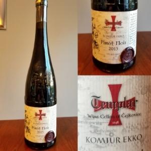 Moravian Pinot Noir