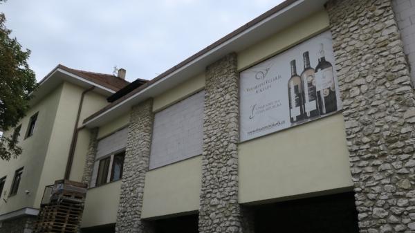 Original winery building, Volarik