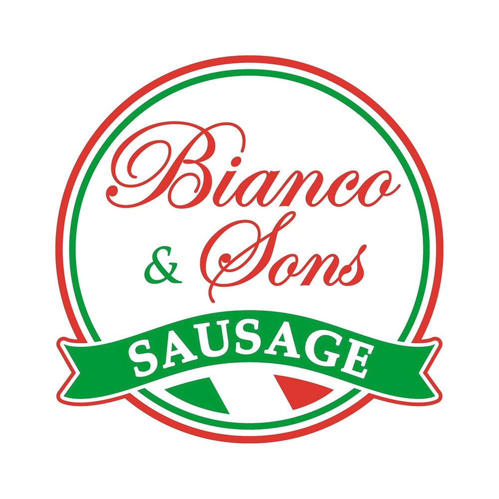 Bianco & Sons Sausage Logo