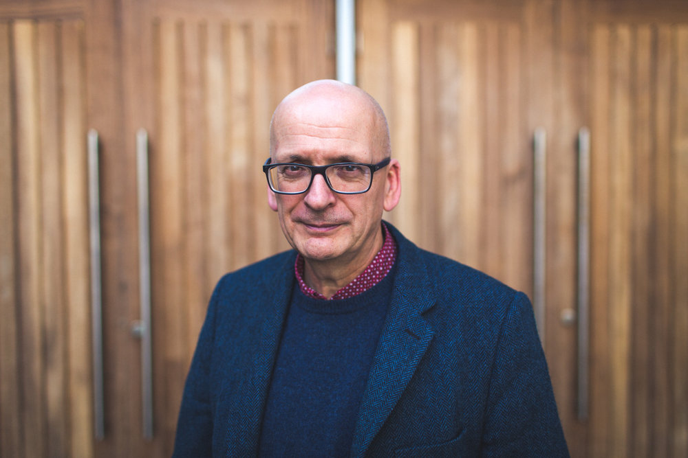 Roddy Doyle, Author.
