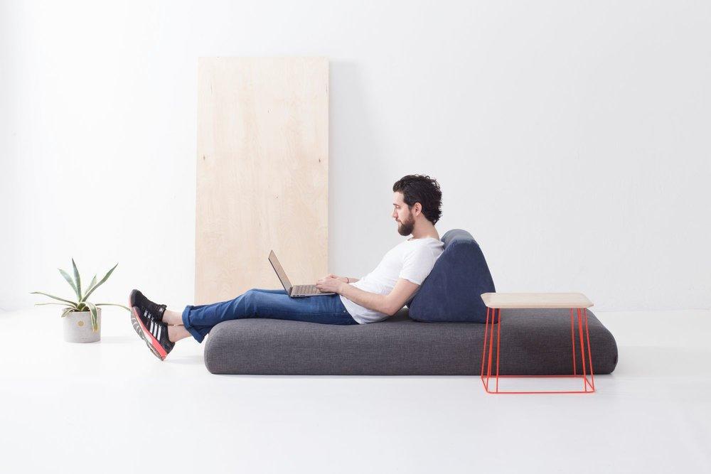 Hannabi Box Urban Nomad Mobile Sofa System Pics