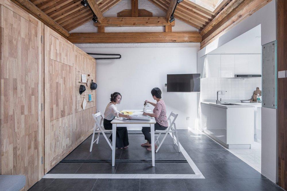 Baitasi House of the Future von Dot Architects