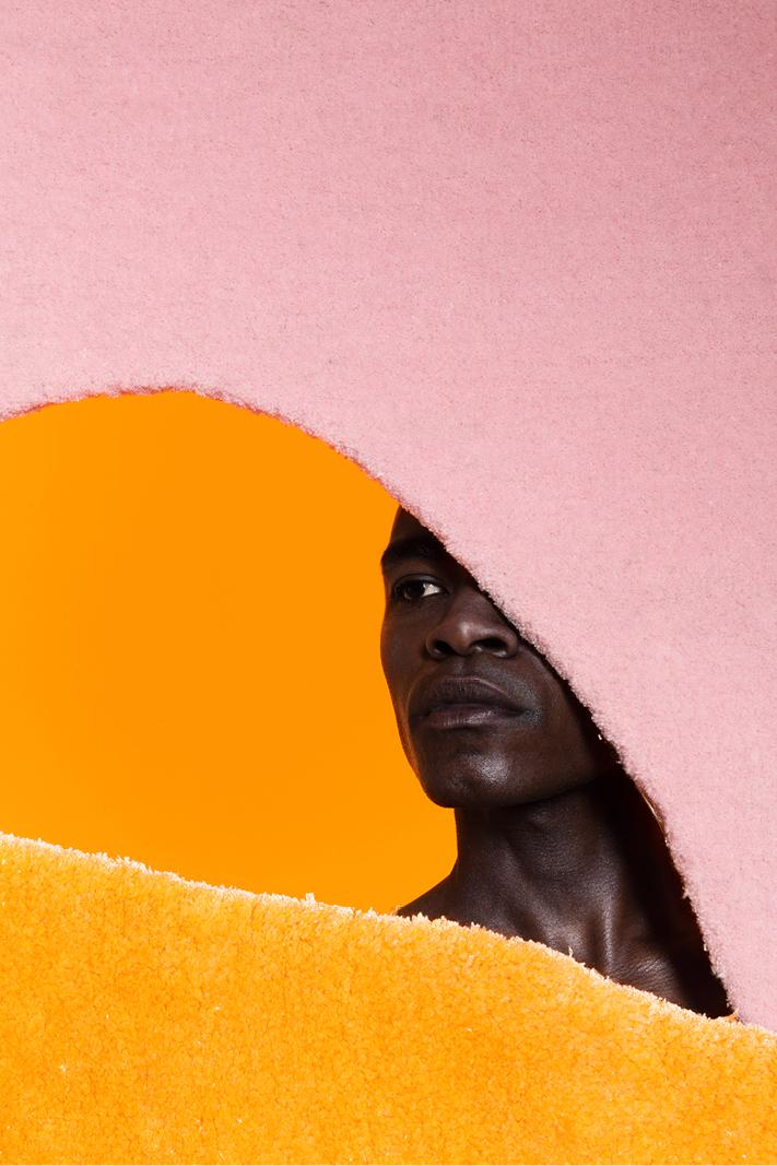 Teppiche der A Poster a Day-Reihe von Studio Proba