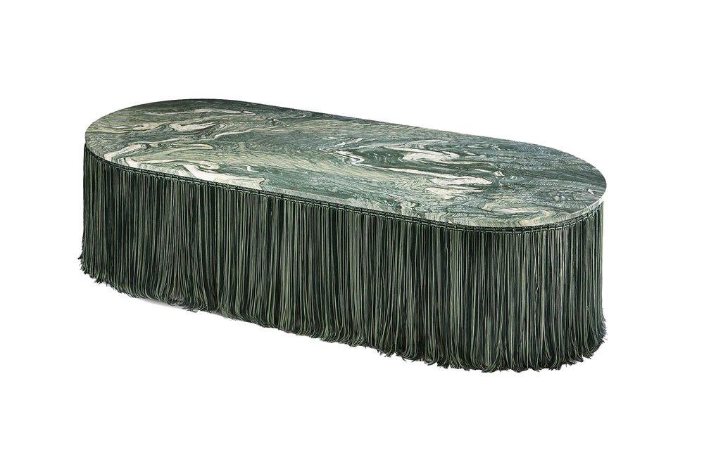 Tripolino-Tisch von Cristina Celestine für Spazio Pontaccio