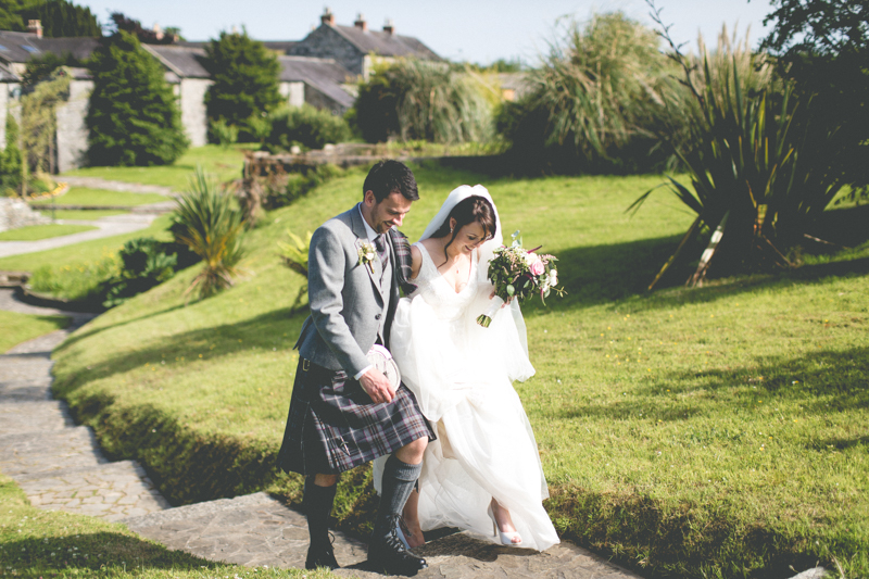 Donna & Martin - Ballymagarvey Village, Meath