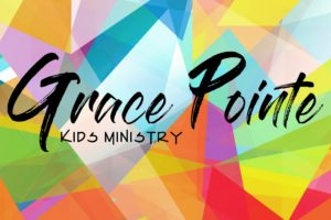 Grace Pointe Kids - A place where kids can grow and learn about Jesus and have fun doing it.  Through worship, teaching, and a vast range of exciting activities, children are exposed to God's Word and challenged to grow in their relationship with Him.  We have ministry for kids of all ages for both Sunday and Wednesday services.