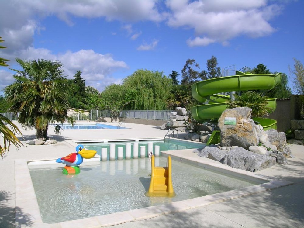 Schwimmbad -