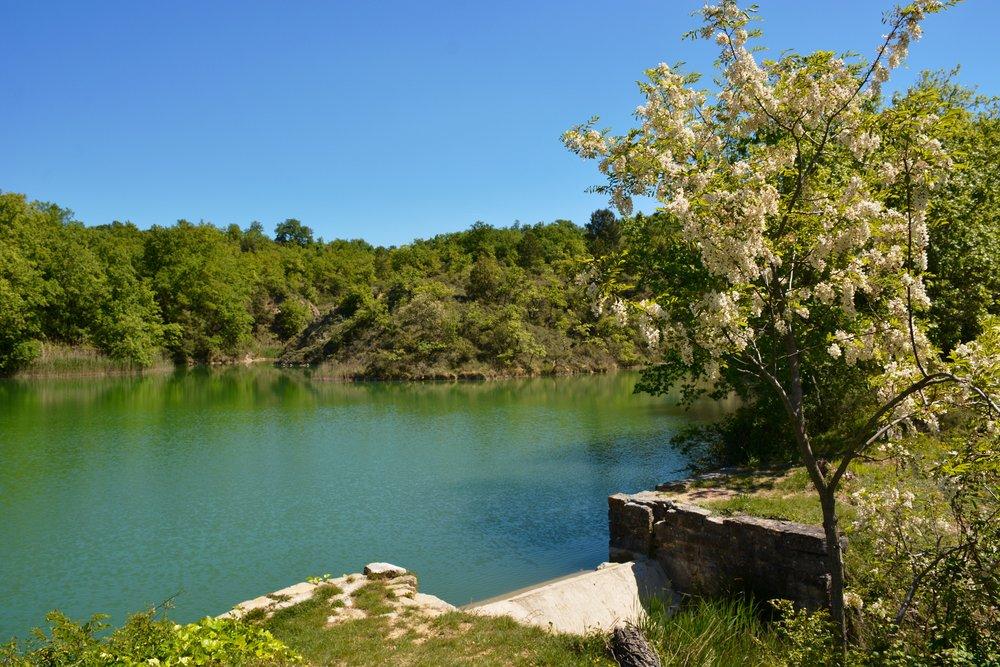 Le Lac du Chamadou
