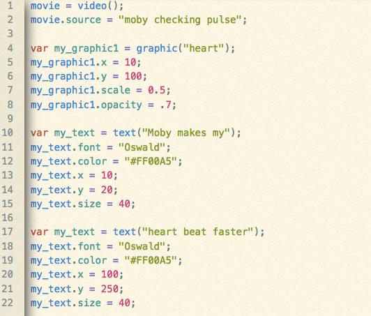 My code -