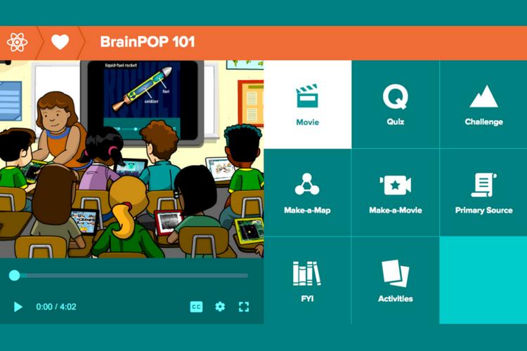 BrainPOP 101 course