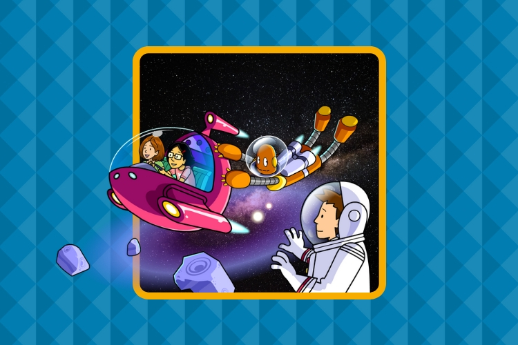Space Week on BrainPOP