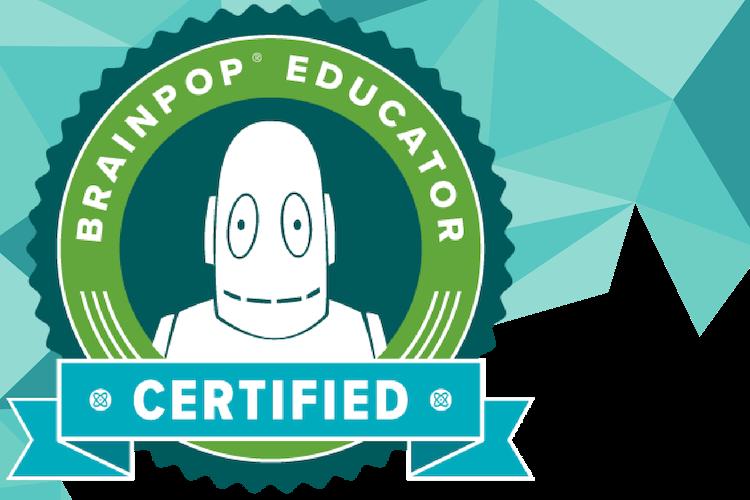 Certified BrainPOP Educator Program -