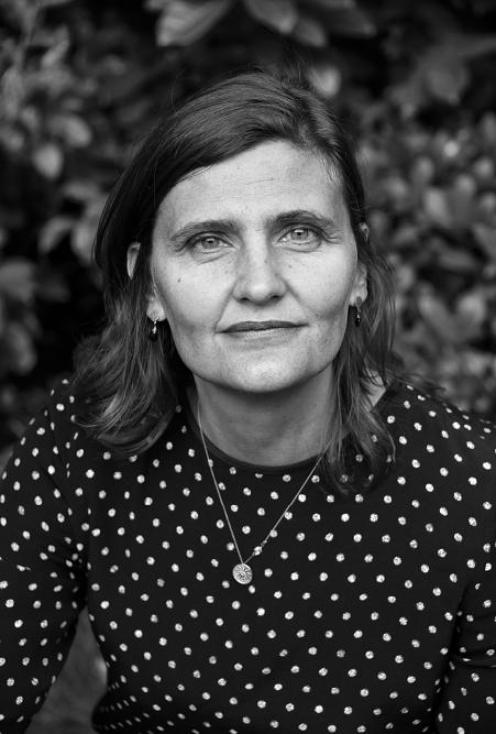 Grace Moody-Stuart  Education Adviser