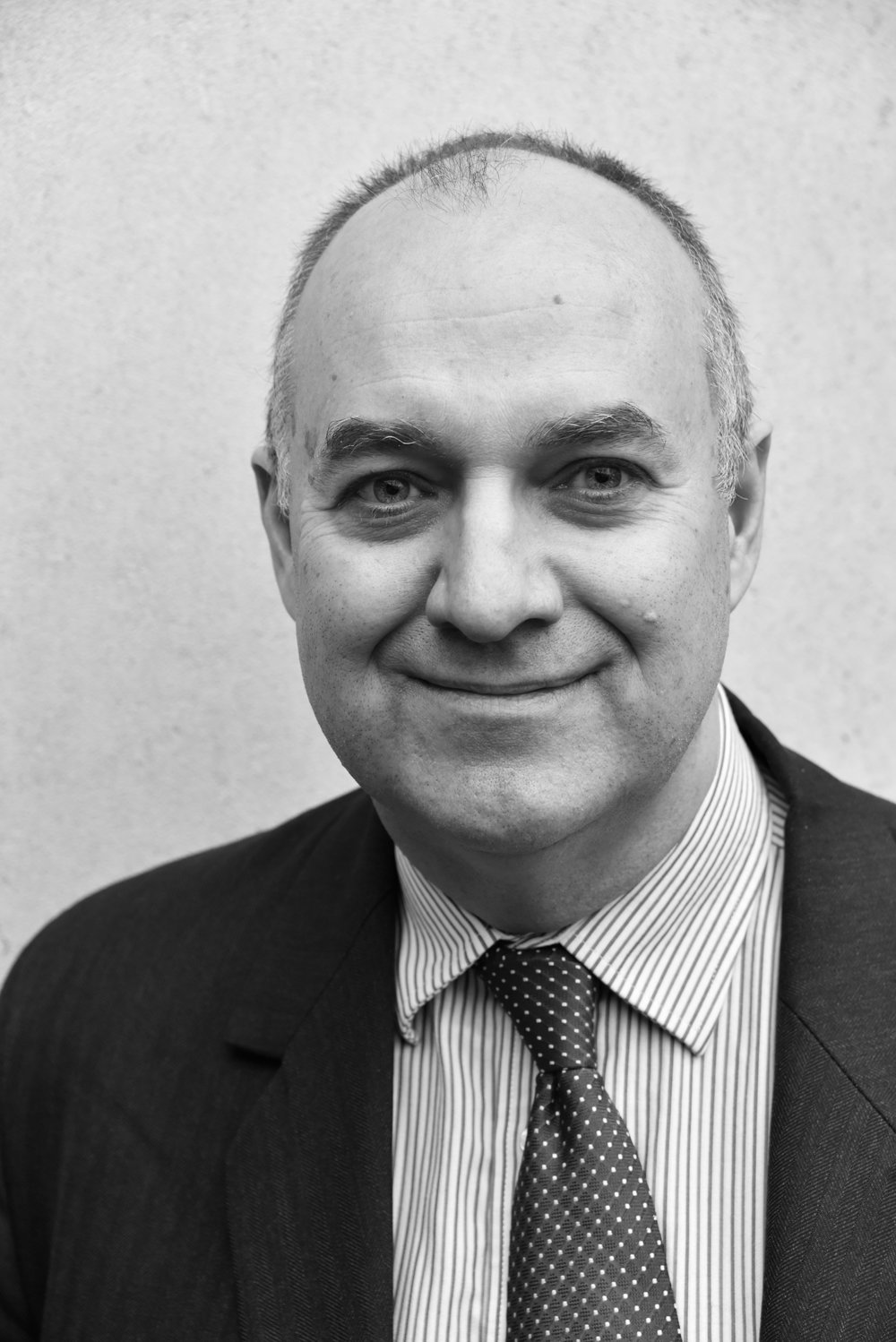 Stephen Perry  Finance Director and Charities Adviser