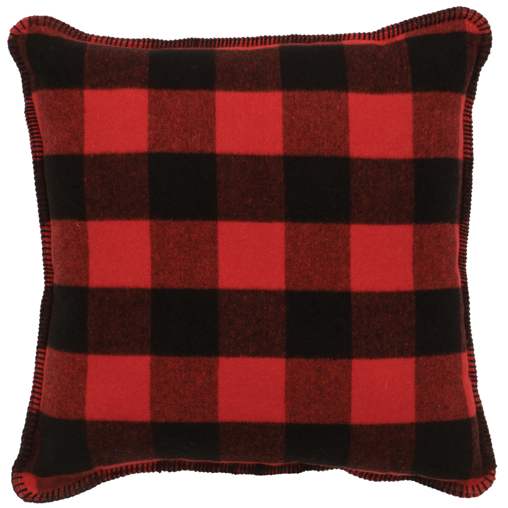 Buffalo Plaid Pillow - 20