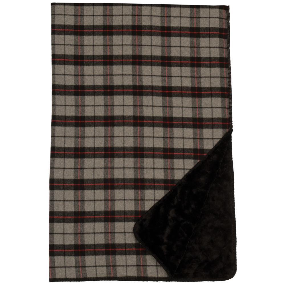 Ponderosa Plaid Throw - 60