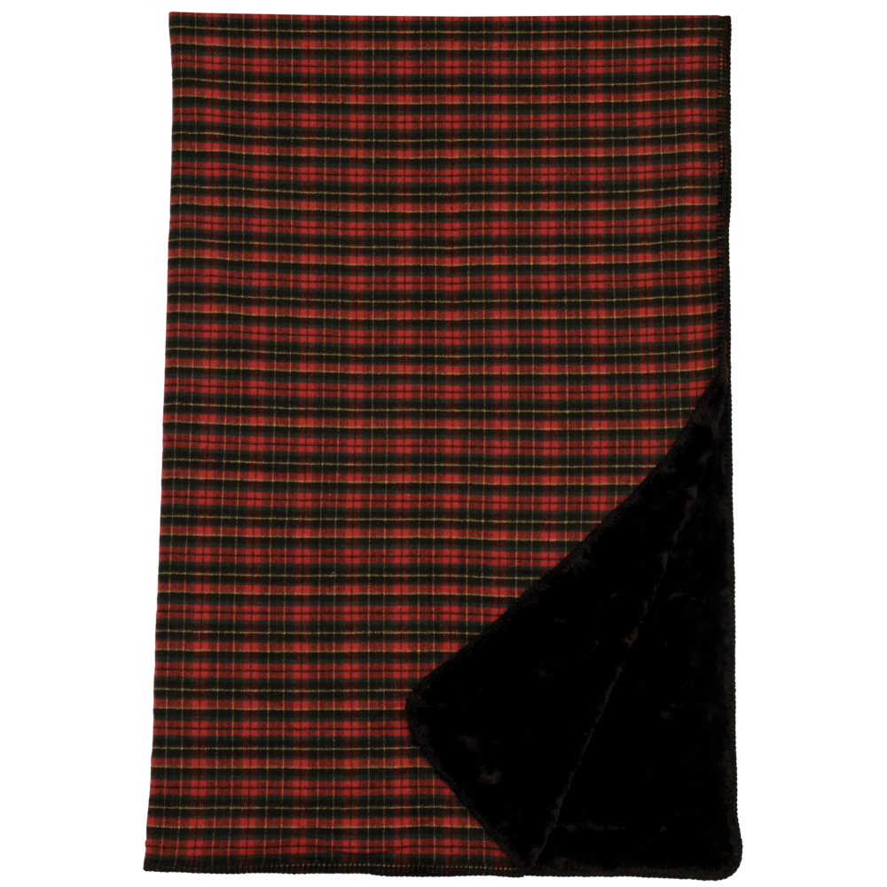 Wooded River Plaid 1 Throw - 60