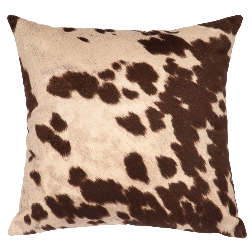 Udder Brown Pillow - 16