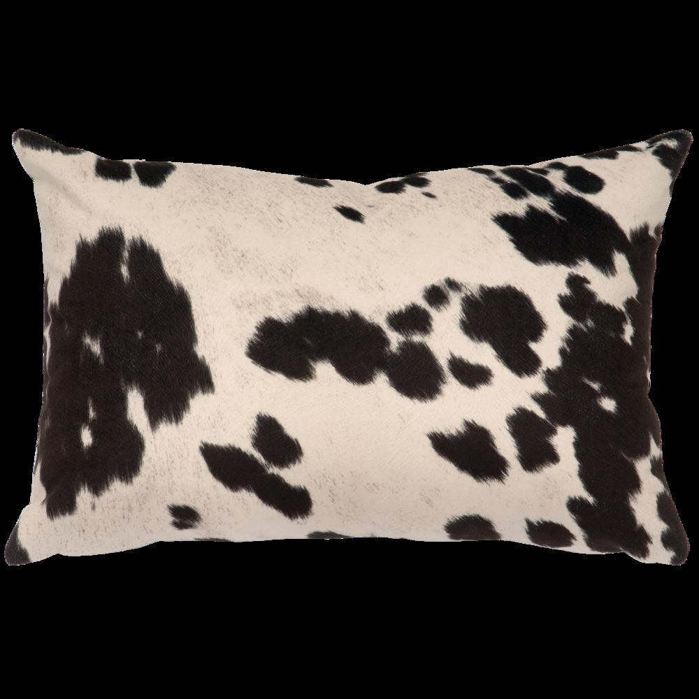 Udder Black Pillow - 12