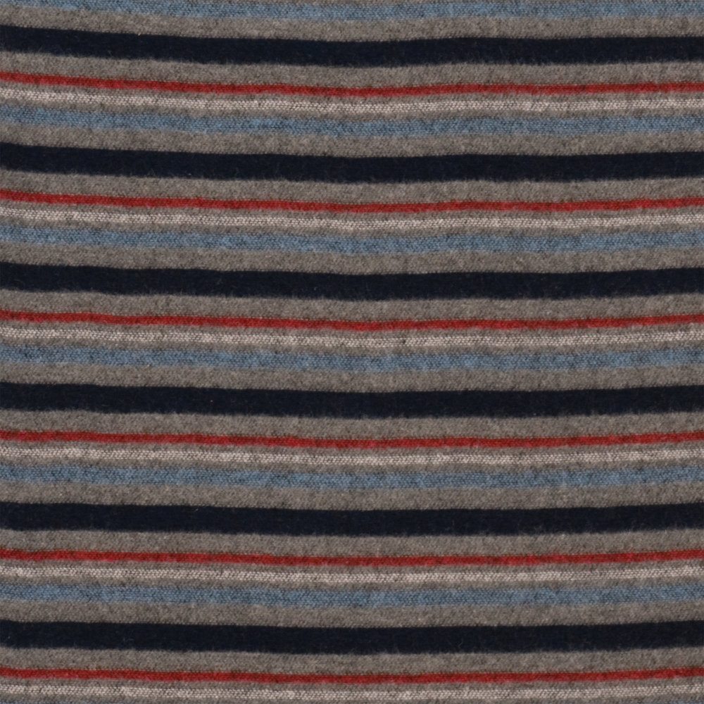 Alpine Stripe (Wool-Blend)