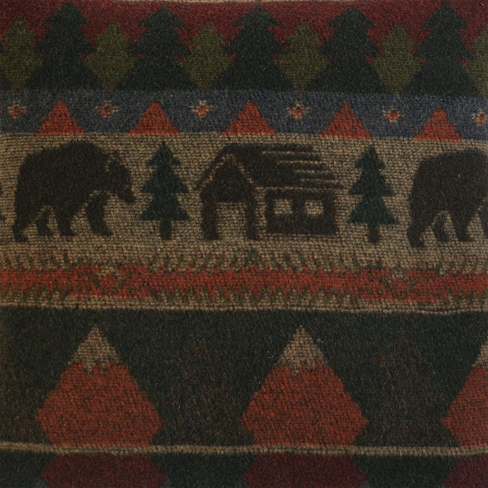 Cabin Bear (Wool-Blend)