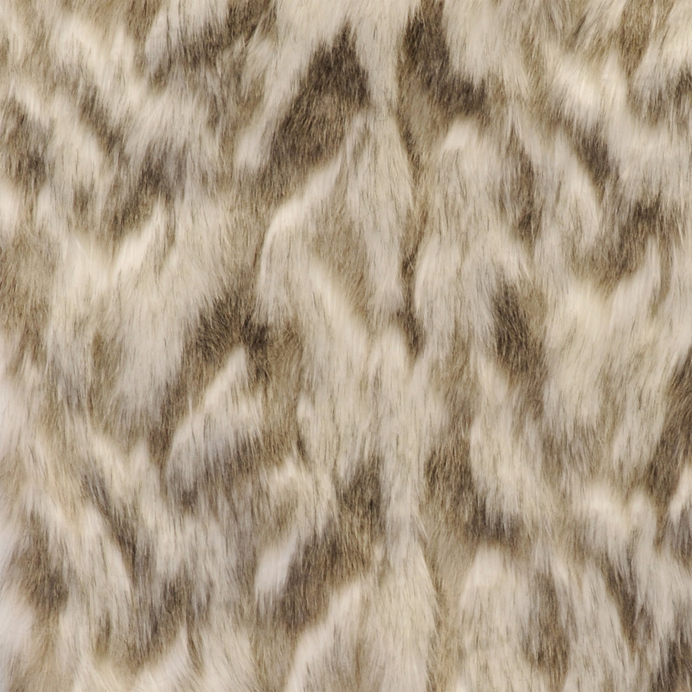 Tibetan Fox Faux Fur