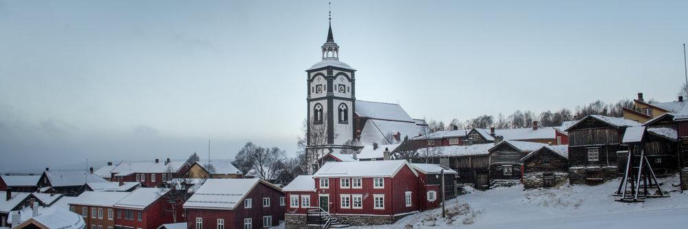 Church - Røros, Norway