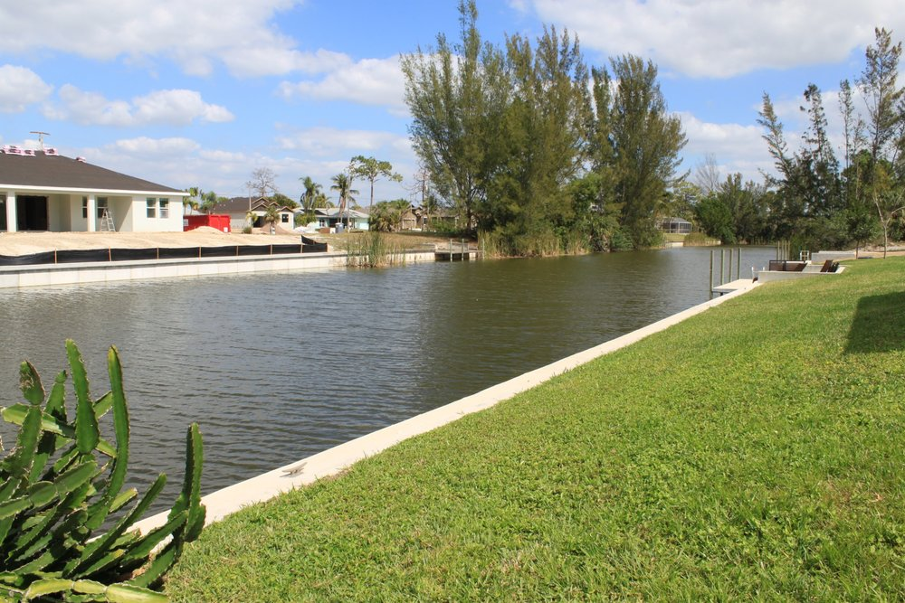 2327 SW 22nd St Cape Coral Fl 33991- Backyard view.JPG