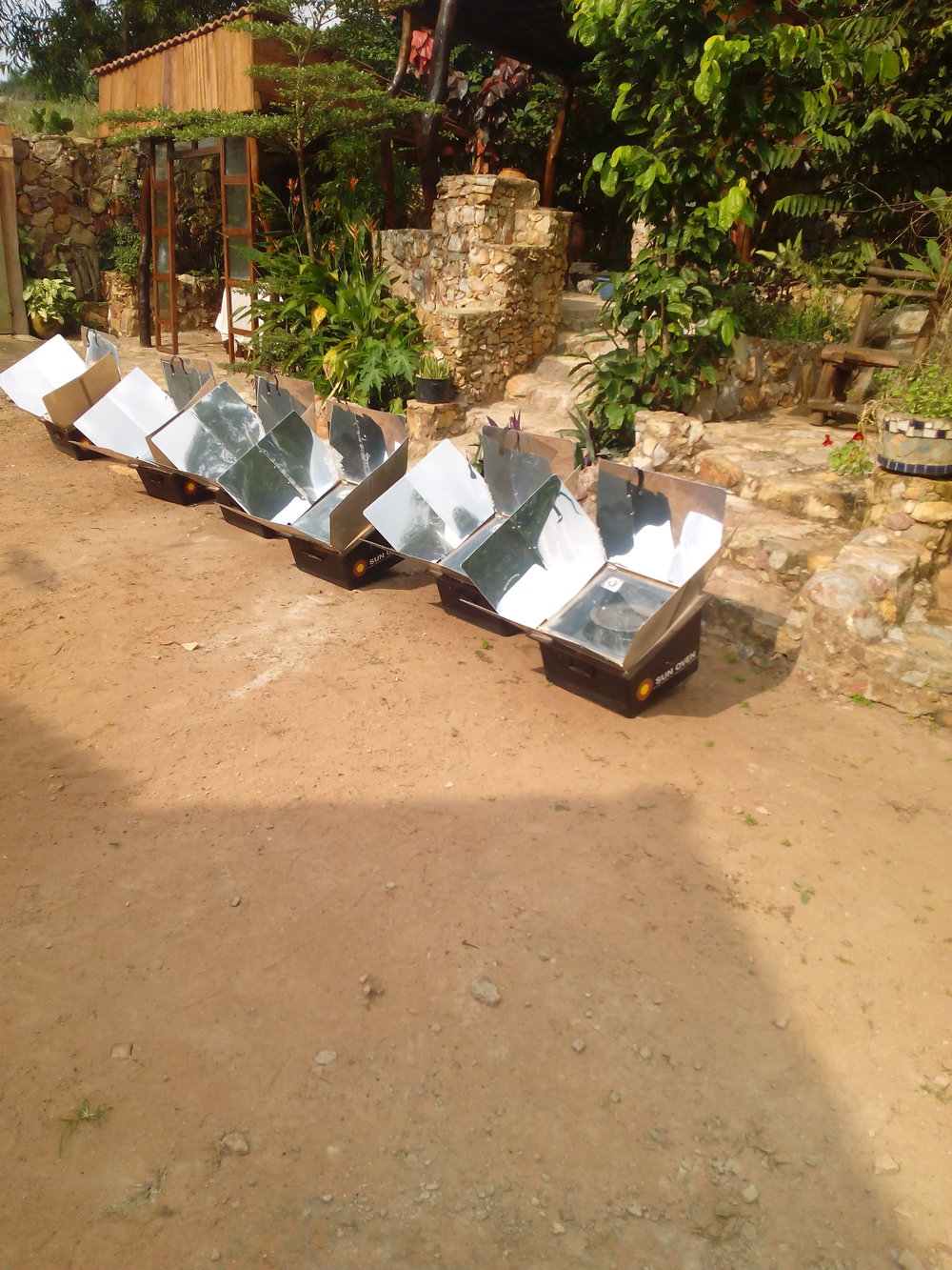 Our unique solar blending process