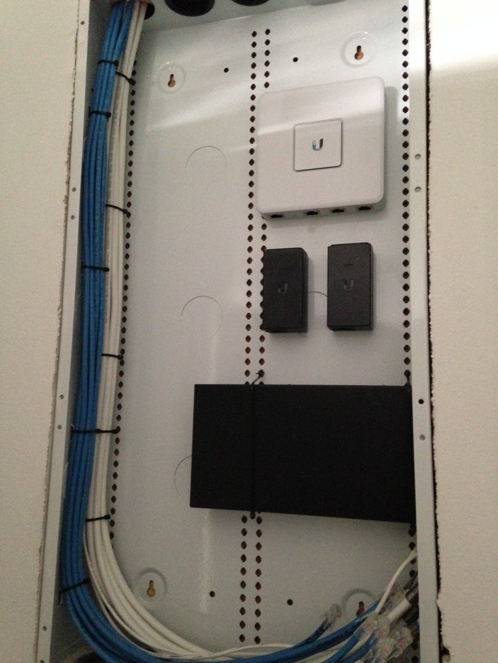 Pre Wiring 3d Smart Homes Enclosure Structured Cabinet By