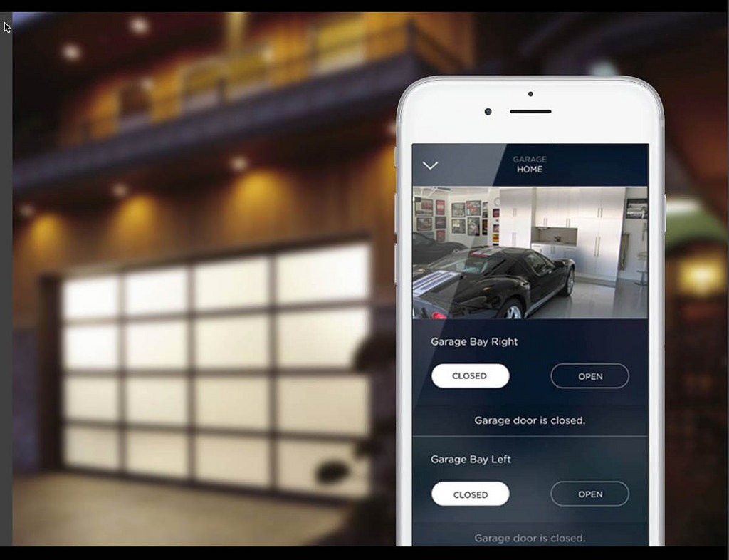 Close Your Garage Door From Anywhere 3d Smart Homes