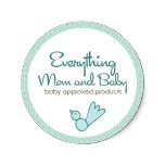 everything mom and baby logo