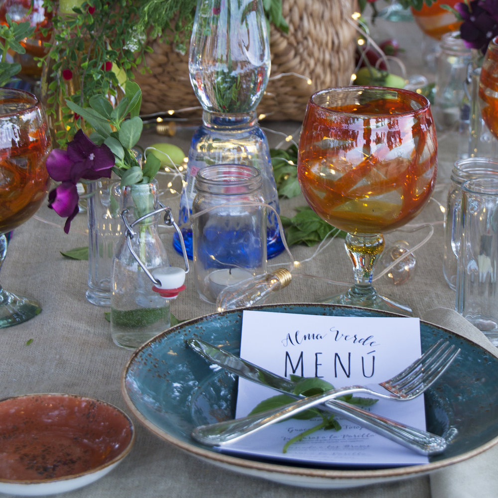 TABLE + FOOD STYLING   for family farm tours at Vidanta Resorts, Mexico.