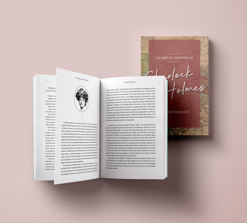 Book Interior and Cover Design