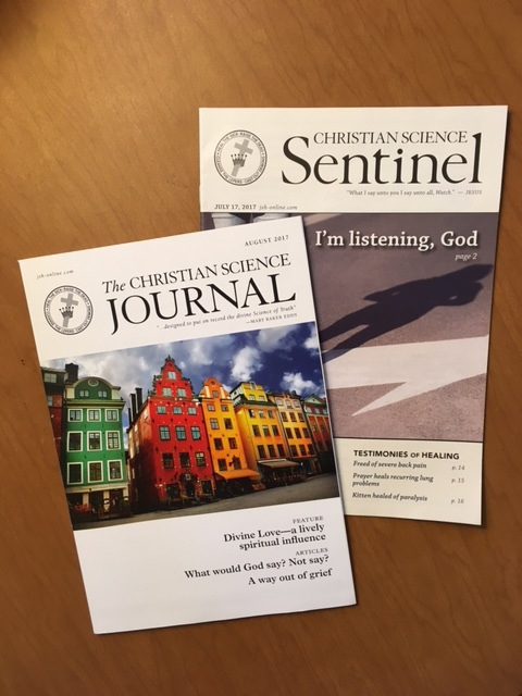 The Sentinel is published weekly while the Journal is published monthly