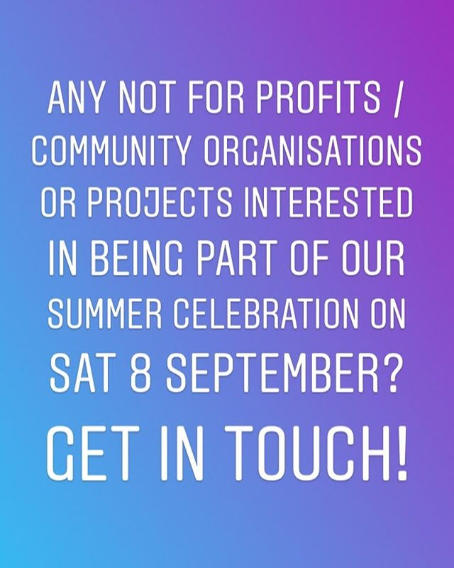Sound interesting? Get in touch! Message us on here, email hello@edibleelswick.co.uk or call 01912734942 If you know someone who'd be interested, please share. Ta!