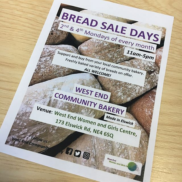 You missed us? After swapping bread for pizza over the summer, we're back baking your fave bread, starting Monday 10th September, 11am-5pm! #bread #lovebread #madeinelswick