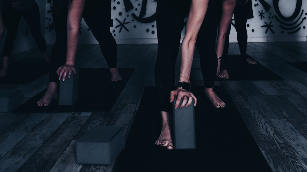 Rebel Recovery - A more laid back pace than our signature flow, designed to restore muscles, the stretches and postures are longer and deeper to promote lengthening and recovery, think slowing it down. This flow does not include vinyasas.