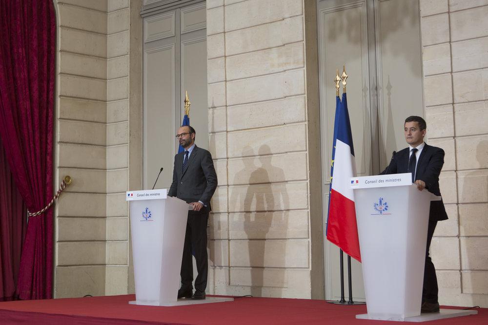 @Présidence de la République