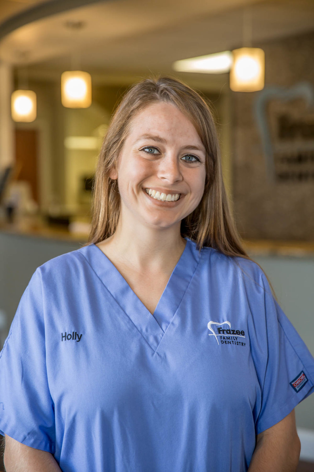 Meet Holly at Frazee Family Dentistry.